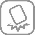 MACART ΓΡΑΝΙΤΕΝΙΟΣ ΝΕΡΟΧΥΤΗΣ ΕΝΘΕΤΟΣ STATUS D-100 L COLORADO (ΕΚΡΟΥ) 100x50cm 6